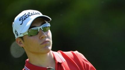Dominic Foos nimmt heute Abend bei Stefan Raab auf der Couch Platz und wird bei TV total am Golfsimulator abschlagen. (Foto: Getty Images)