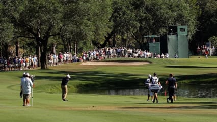 Die Valspar Championship findet im Innisbrook Resort and Golf Club in Florida statt. (Foto: Getty Images)