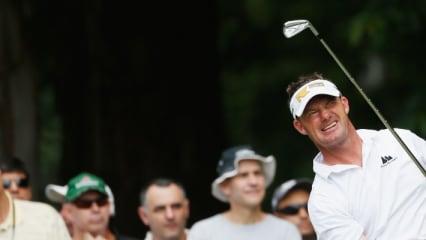 Toller Erfolg für Alex Cejka: Vorzeitige Qualifikation für die PGA Tour 2015. (Foto: Getty)