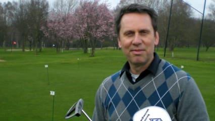 Golf Post Autor Michael F. Basche traf Arne Gebhardt in Hamburg und sprach mit ihm über das große Ziel European Senior Tour