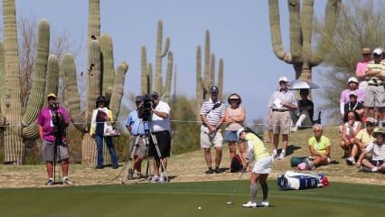 Harte Bedingungen erwarten die Proetten auf der LPGA Tour beim JTBC Founders Cup in der Wüste von Arizona