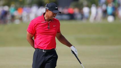 Tiger-Woods-Rückenbeschwerden