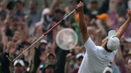 Masters 2013 Adam Scott legendärste Schläge