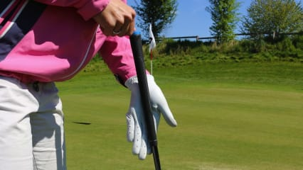 Der Putt Chip (Golf) ist eine gute Erweiterung des Schlagrepertoires. (Foto: Dirk Proske)