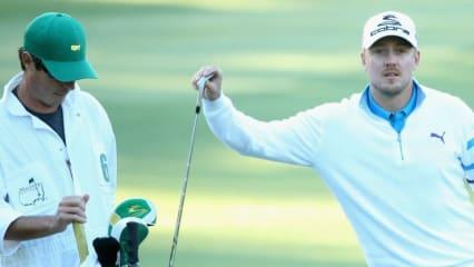 Beim Masters mit einer 70 auf sich aufmerksam zu machen, ist nicht der schlechteste Zeitpunkt für das erste Ausrufezeichen der Saison - Jonas Blixt. (Foto: Getty)