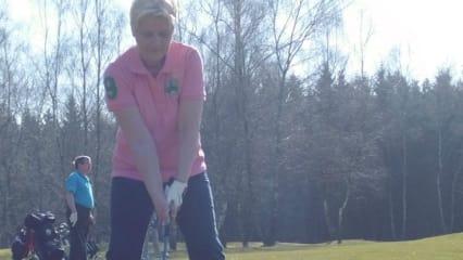 Gaby Lauer ist als Captain für die Tour Series in ihrem Heimatclub in Tietlingen aktiv.