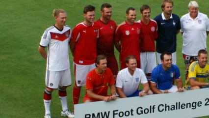 Fun pur beim Opening-Event der BMW International Open.