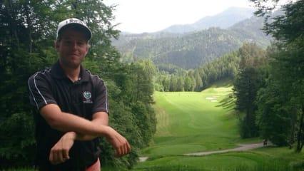 Moritz Klawitter berichtet auf Golf Post über seine Erlebnisse auf der ProGolfTour