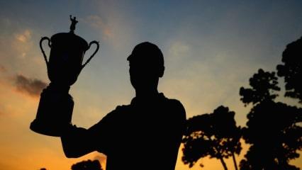 Das Golfjahr der Deutschen hat mit Martin Kaymers US-Open-Sieg seinen vorläufigen Höhepunkt erreicht - doch wir haben noch ganz andere Eisen im Feuer. (Foto: Getty)