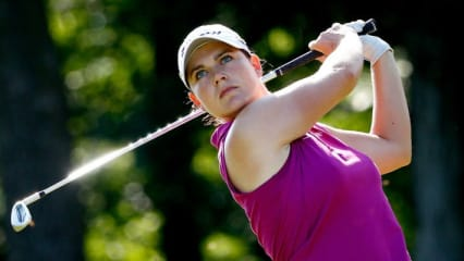 Caroline Masson beim Ladies European Masters