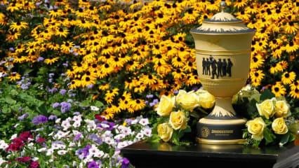 Die Trophy des Bridgestone Invitational ist auch dieses Jahr wieder heiß begehrt. (Foto: Getty)