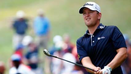 Noch gehört Bernd Wiesberger nicht zu den großen Namen im Golfsport. Das könnte sich heute ändern. (Foto: Getty)
