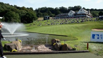Der Twenty Ten Course im Celtic Manor Resort von Newport ist Austragungsort der ISPS Handa Wales Open.
