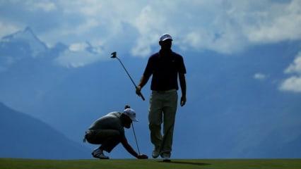 In dieser Woche spielt die European Tour vor Alpenpanorama in der Schweiz, während die FedExCup-Playoffs in die finale Phase gehen.