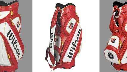 Wer darf sich über das neue Tour-Bag von Wilson Staff freuen? (Foto: Wilson Staff)