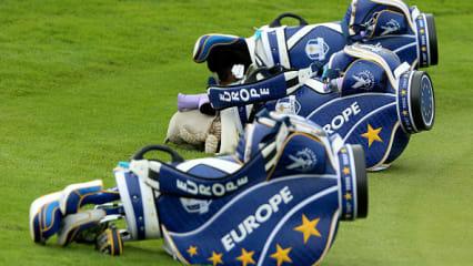 Das Ryder Cup Team Europa-Quiz