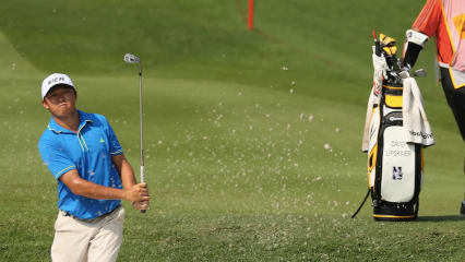 David Lipsky siegt beim Omega European Masters. (Foto: Getty)