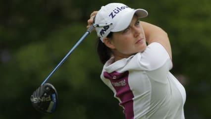 Caroline Masson bei der Reignwood LPGA Classic 2014