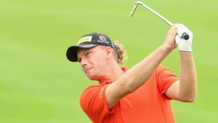 Zwei Runden grundsolides Golf bringen Marcel Siem in Tuchfühlung zur Spitze. (Foto: Getty)