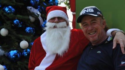 Abstimmung über DIE 10... abgefahrensten Golf-Weihnachtsgeschenke.