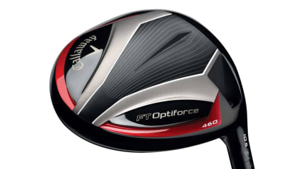 Der Deal der Woche: Ein Callaway Optiforce FT Driver (Foto: all4golf)