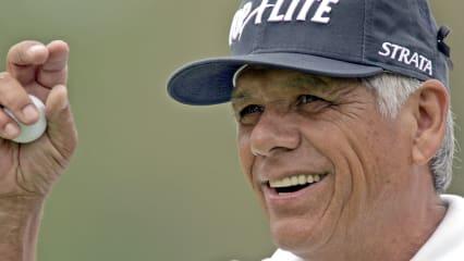 Lee Trevino hat in seinem Leben schon mit US-Präsidenten gegolft und wurde vom Blitz getroffen. Nun feiert der Amerikaner seinen 75. Geburtstag.