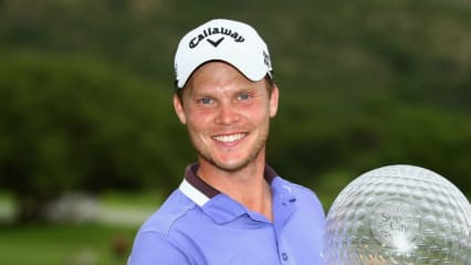 Danny Willett Nedbank Golf Challenge