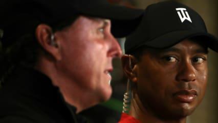 DIE 9 … größten Rivalitäten der Golf-Geschichte