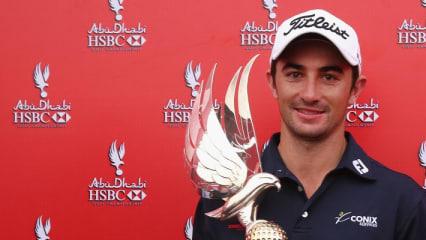 Gary Stal Abu Dhabi HSBC Golf Championship