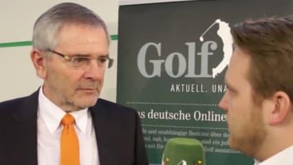 DGV Deutscher Golf Verein Hans Joachim Nothelfer