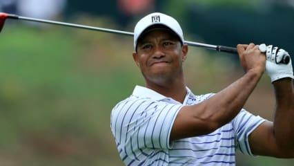 Die Misere geht weiter: Erstes Saison-Highlight ohne Tiger Woods. (Foto: Getty)