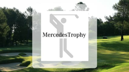 Mercedes Trophy (Foto: Golf Post)