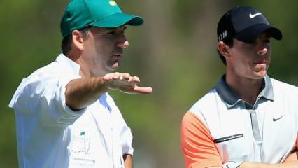 Rory McIlroy bereitet sich akribisch auf das Masters in Augusta vor.