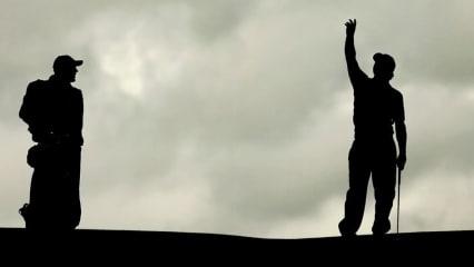 Golf in der Reha: Wer nach einem Rückschlag große Fortschritte machen möchte, muss langsam mit dem Spielen zu beginnen.
