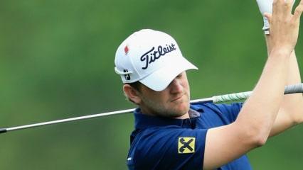 Bernd Wiesberger erreichte als erster Österreicher das Wochenende beim Masters in Augusta.
