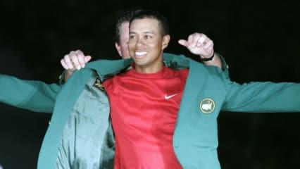 Tiger Woods spielt das Masters - Spektakel vorprogrammiert. (Foto: Getty)