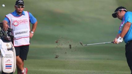 Kirdech Aphibarnrat gewinnt nach 2013 sein zweites Turnier auf der European Tour. (Foto: Getty)