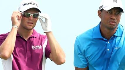 Martin Kaymer geht bei der Players Championship zusammen mit Tiger Woods und Adam Scott auf die Runde.