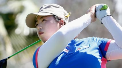 Shanshan Feng Buick Championship