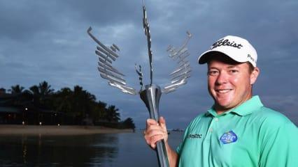 George Coetzee Mauritius Open