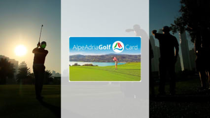 Alpe Adria Card (Foto: Golf Post)