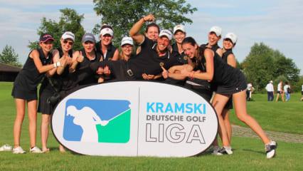 Der dritte Spieltag ging an die Damen des Golfclubs Am Reichswald. Sie konnten einfach nicht gestoppt werden. (Foto: DGV)