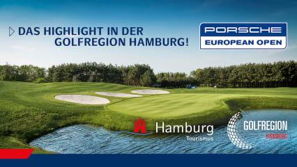 Die Golfregion Hamburg ist in diesem Jahr Austragungsort der Porsche European Open. (Foto: Golf Post)