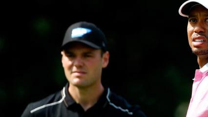 Martin Kaymer wird bei den US-amerikanischen Wettanbietern als Titelverteidiger fast auf einem Level mit Tiger Woods geführt - weit hinter den Favoriten.