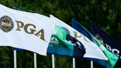 Die PGA Tour ist jetzt auch schon in Runde eins und zwei früh morgens zu sehen (Foto: Getty)