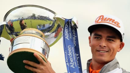 Rickie Fowler Scottish Open 2015
