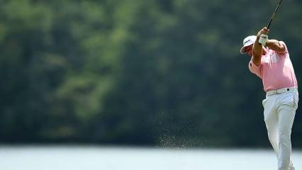Alex Cejka ist auf einem guten Weg in die Top Ten beim PGA-Tour-Neuling (Foto: Getty)