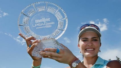Lexi Thompson gewinnt die Meijer Classic und holt sich damit ihren fünften LPGA-Tour-Erfolg. (Foto: Getty)