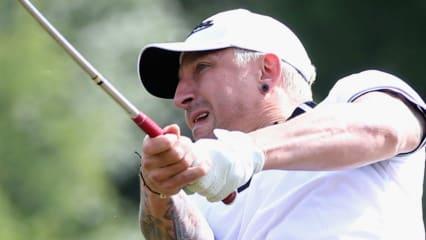 Stefan Kretzschmar kam schon zu aktiver Handballer Zeit zum Golfen und betreibt heute sein eigenes Golf-Mode-Lable.