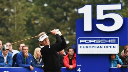 Golf Post Talk Bernhard Langer European Open 2015